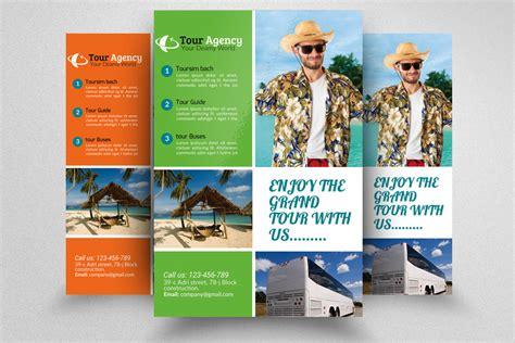brochure templates buy 15 travel tourism flyer psd templates graphic cloud