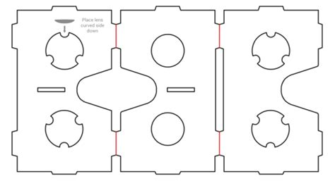 A Frame Blueprints by How To Get Started With Google Cardboard Greenbot