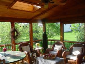 Four Season Room Ideas Porches 3 And 4 Season Rooms Traditional Porch
