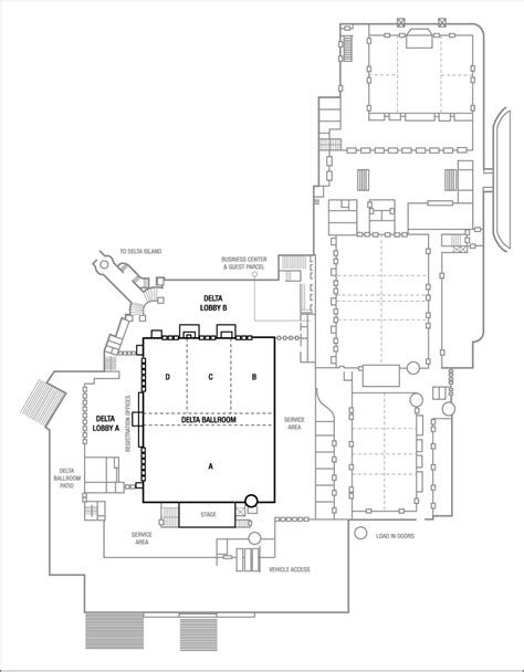 opryland hotel layout map opryland convention center gaylord nashville meeting space