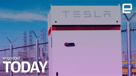 Tesla Tech Array Tesla Is Building The World S Largest Backup Battery Array