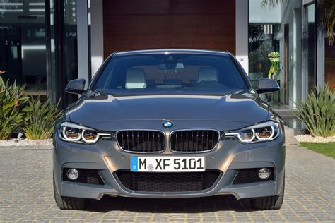 bmw 3 series facelift 2016 2016 bmw 3 series facelift officially unveiled with new