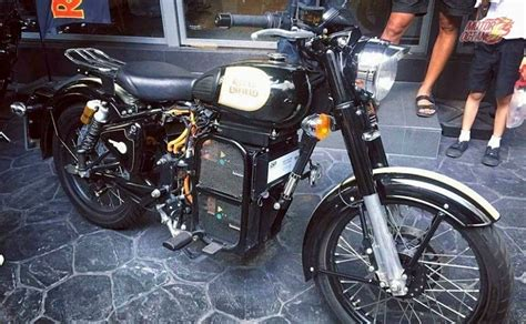 Motor Royal Enfield royal enfield electric motorcycle launch date in india price