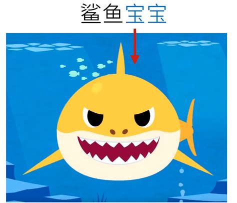 baby shark korean version lyrics baby shark song family members creative chinese