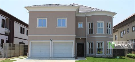 bedroom town 5 bedroom detached house nicon town lekki nyclave