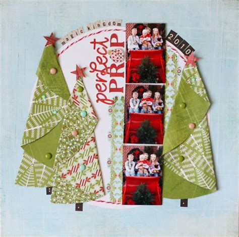 134 best scrapbook layouts christmas images on pinterest