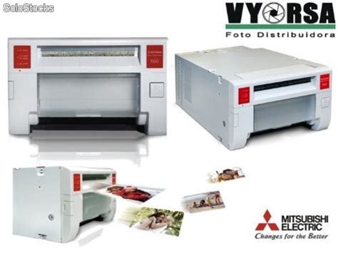 impresora fotografica mitsubishi k60