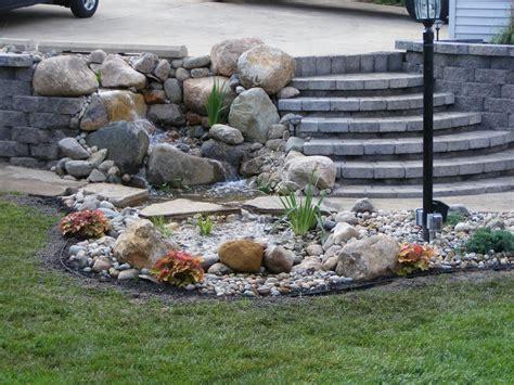 Landscape Forms Galesburg Mi Pondless Waterfall Projects Mi Kalamazoo Grand Rapids Paw