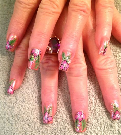 Silk Wrap Nails Pictures