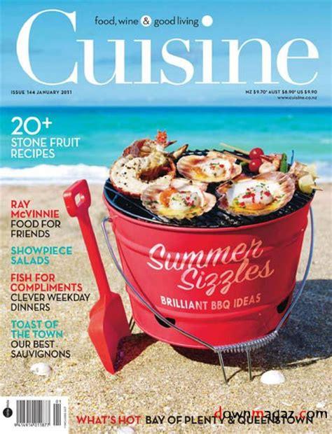 mag cuisine cuisine no 144 january 2011 187 pdf magazines
