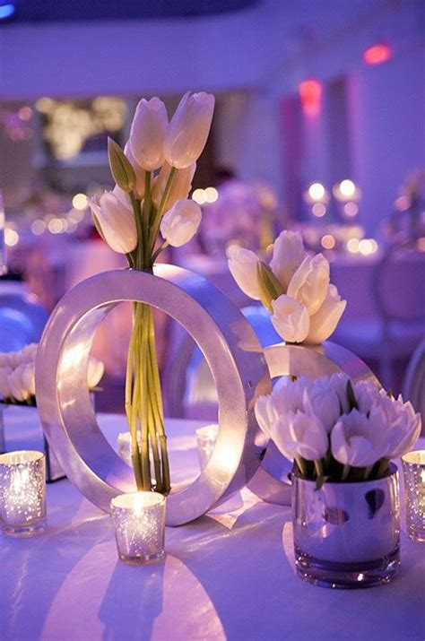 A Wonderfully Elegant Modern Wedding Theme   Arabia Weddings
