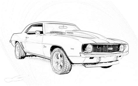 muscle car free coloring page o cars kids pages coloring muscle cars coloring pages free coloring home