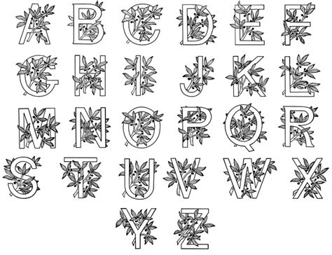 printable illuminated alphabet a pinch of everything illuminated manuscripts