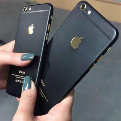 Back Cover Iphone 6 phone cover iphone 6 black gold wheretoget