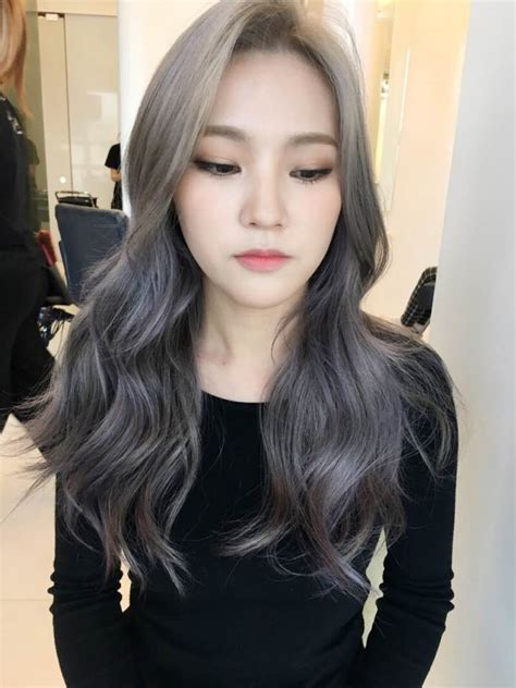 popular kpop hair colours the new fall winter 2017 hair color trend kpop korean
