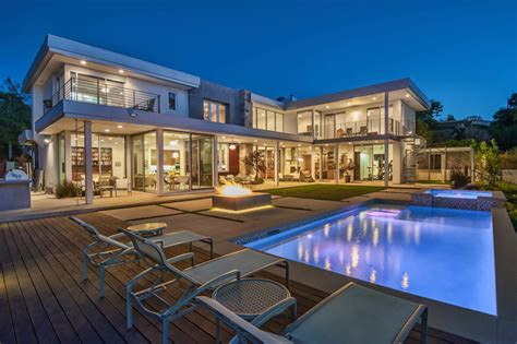 modern house los angeles modern house custom contemporary home in encino ca contemporary