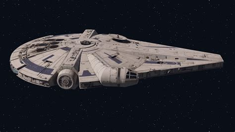 The Of The New Millennium the brand new millennium falcon a wars story