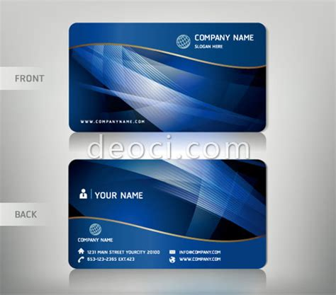 wave business card template free word borders for visiting cards studio design gallery
