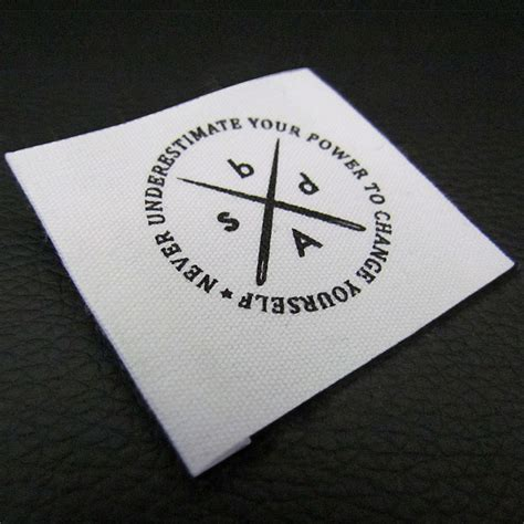 design garment label free design sewing supplier custom personalized clothing