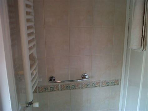 grout bathroom changing the grout colour of a tiled shower cubicle in