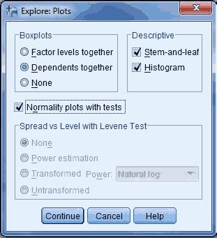 tutorial spss analisis deskriptif tutorial analisis deskriptif beserta interpretasi