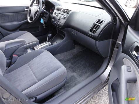 2004 Honda Civic Lx Interior gray interior 2004 honda civic lx sedan photo 59394042