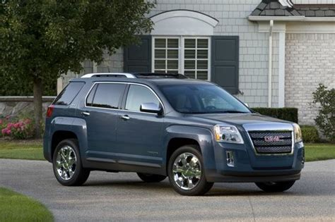 gmc used car 2014 gmc terrain used car review autotrader