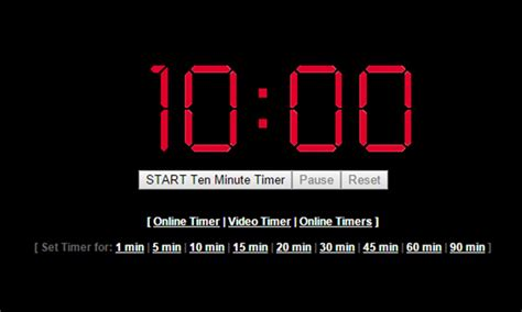 10 Min Countdown Timer Search Results For Countdown Timer Calendar 2015