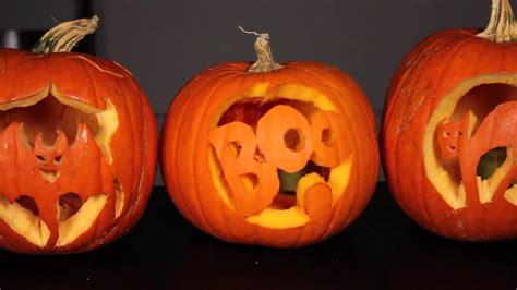 pumpkin carving designs faces decorating pumpkins youtube