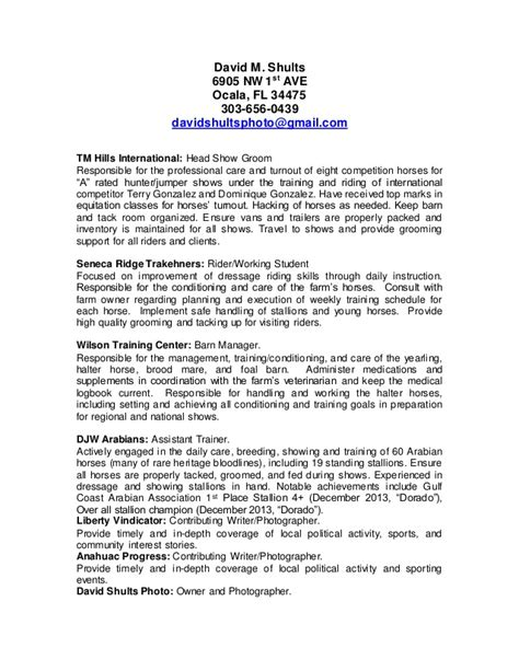 Diplomatic Security Guard Sle Resume by Resume Seow 2015 28 Images Professional Resume Exle 2015 2016 From Our Team Security Guard
