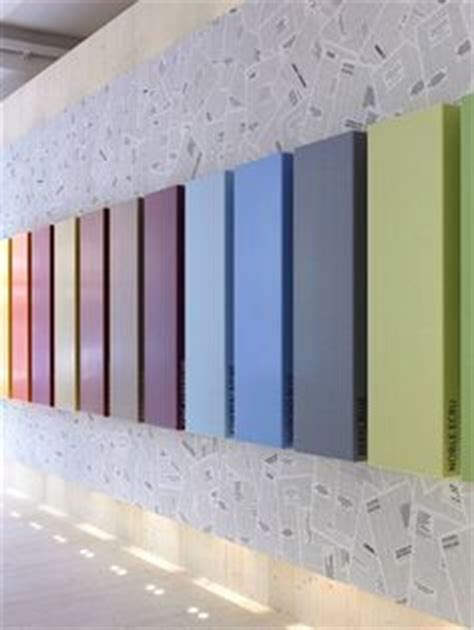 corian 3d wall d3 restaurant concept board on
