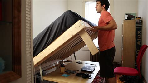 desk that turns into a bed build a desk that turns into a bed for 350