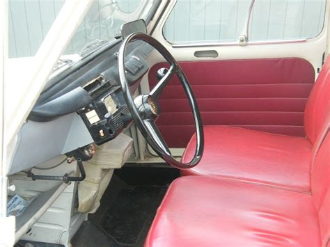 renault 4 interior ornella the 1965 renault 4l