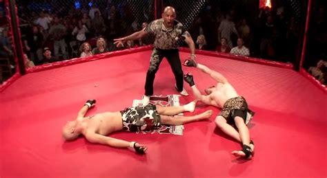 Backyard Mma Legendary Double Knockout At Lfc