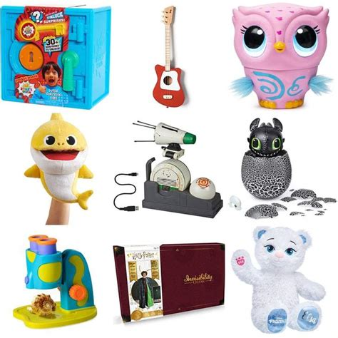ally cohen  hottest christmas toys