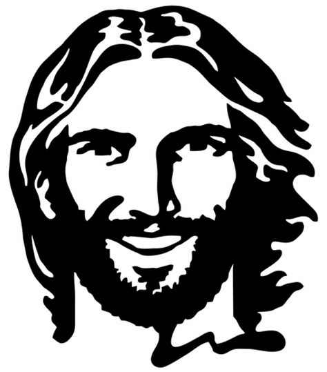 imagenes de jesus riendo rostro de jesus sonriendo a lapiz imagui
