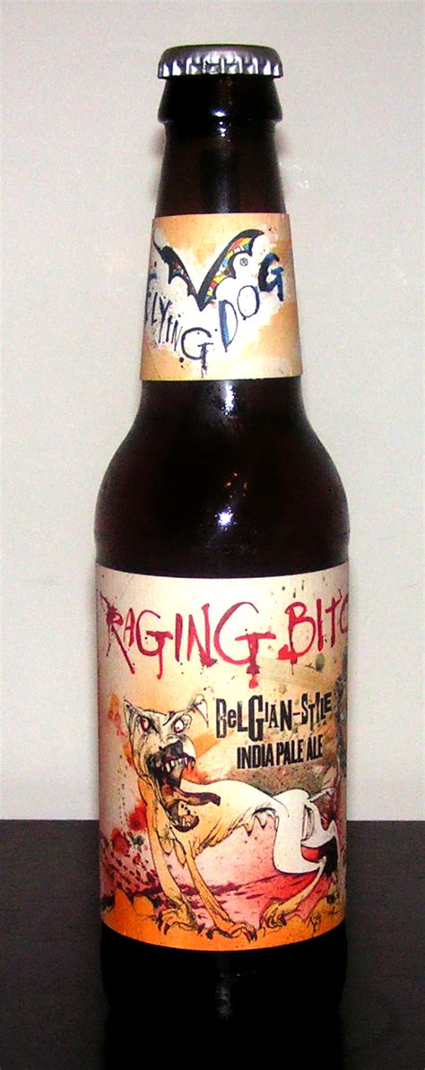 hairstyle ipa raging bitch belgian style ipa z flying dog brewery piwa
