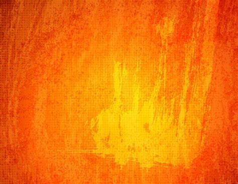 background oren free hand paint orange grunge background vector titanui