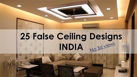 false ceiling designs india  living room dining