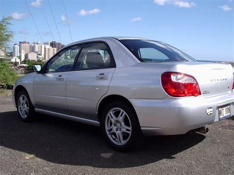 impreza subaru 2005 2004 subaru impreza 2 5 rs sport wagon automatic us