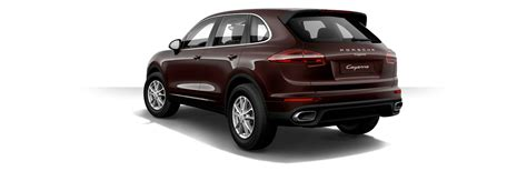 what color is cayenne which colors does the 2017 porsche cayenne come in