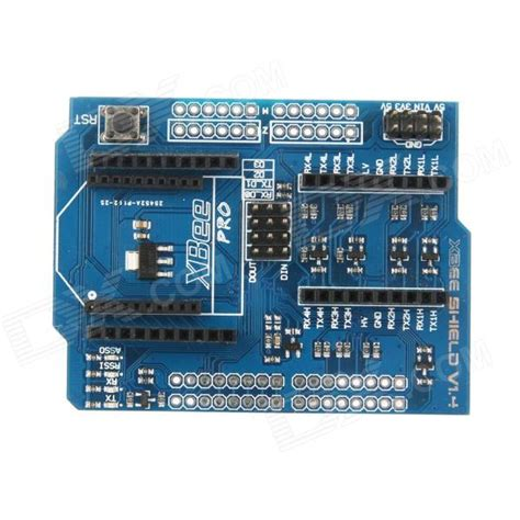 Xbee Shield With Logic Level Converter 1 elecfreaks e00395 xbee shield with logic level converter