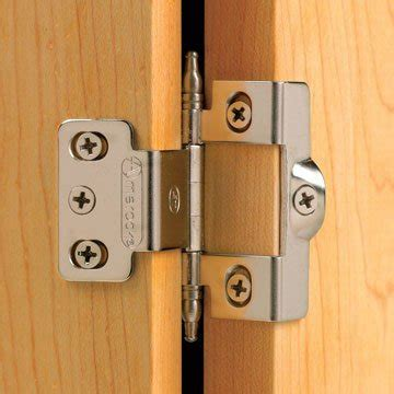 how to choose the right hinges for your project rockler