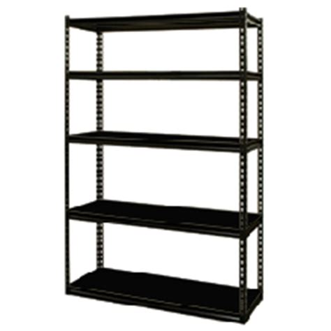 Black Melamine Shelf Board by Jaken Shelving 800 326 4403 Nationwide Shelving