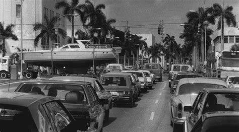 boating flashback miami - Miami Boat Show Traffic