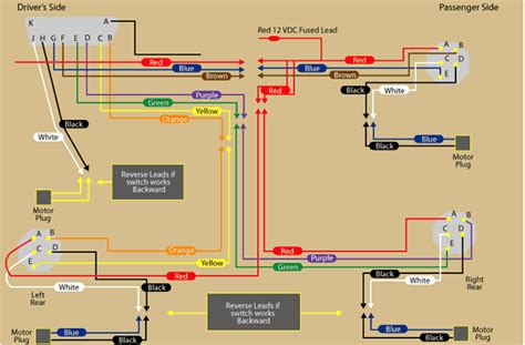 chevy window switch wiring diagram get free image about