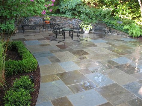 How To Seal Flagstone Patio custom stonescaping llc falls church va 22042 angies list