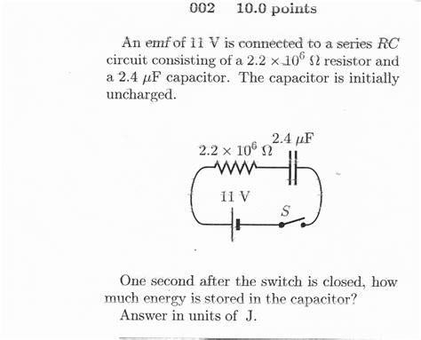 how much energy is initially stored in the capacitor how much energy is stored in this capacitor 28 images lecture22 capacitance how much energy