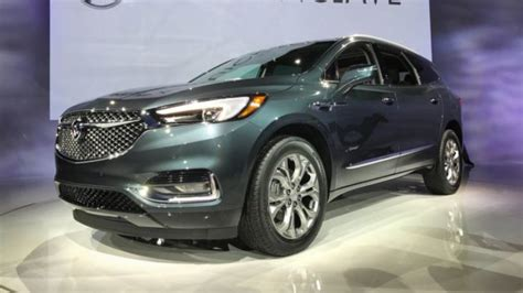 2018 buick enclave release date 2018 buick enclave price release date redesign changes