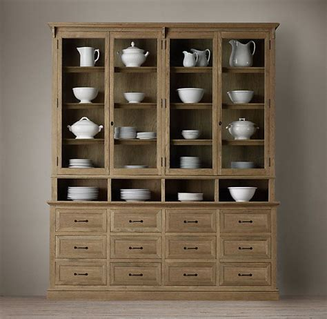 kitchen cabinet display apothecary display cabinet wood shelving cabinets